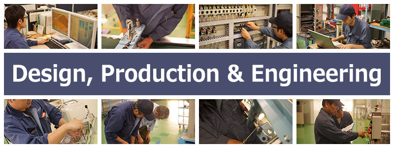Design, Production & Engineering