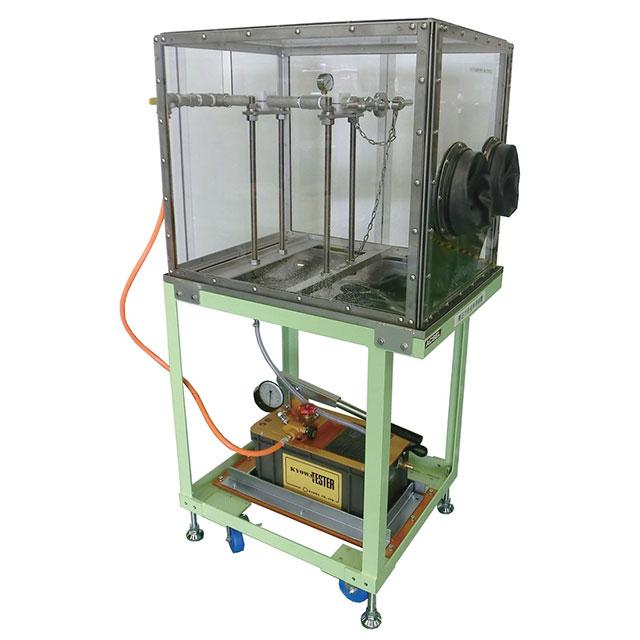 高圧力(水圧)安全体感装置