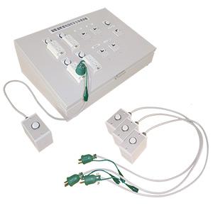 漏電遮断器有効性安全体感装置